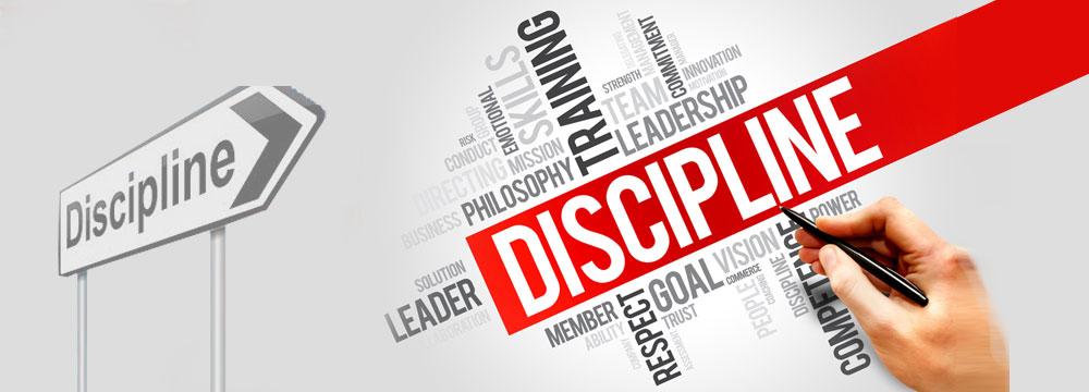 Discipline & Conduct