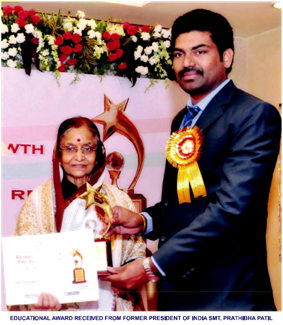 Global Indian of the Year 2014 Award